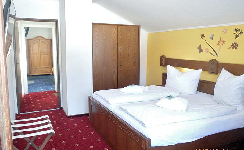 Hotel-Pension Alpenstern Familienzimmer